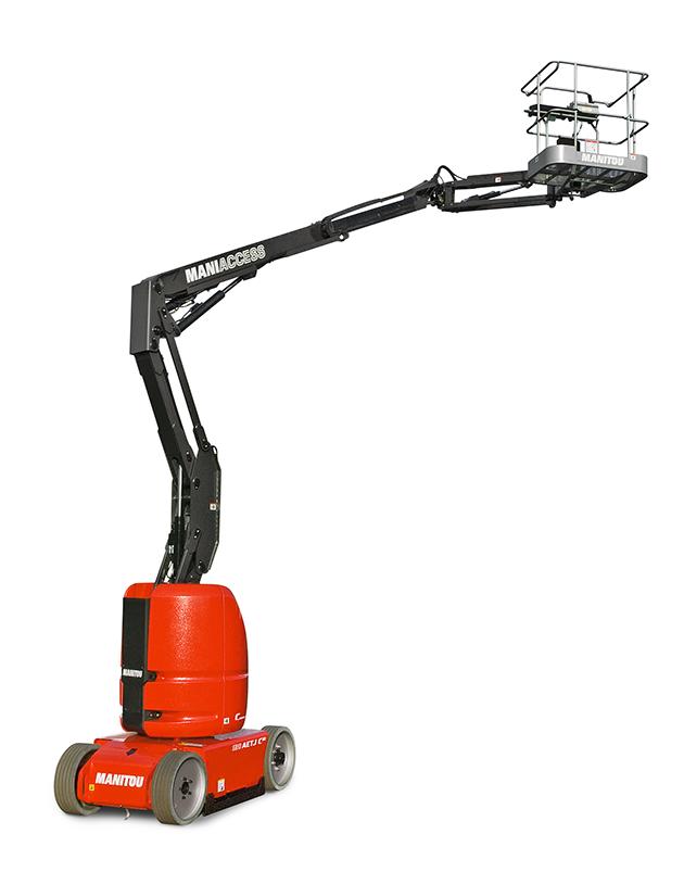 120 AETJ-C / 12米曲臂式電動高空作業車 11