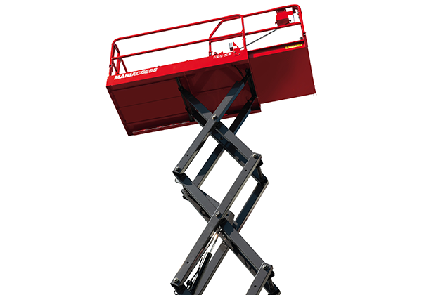120 SE / 12米剪刀式電動高空作業車 2