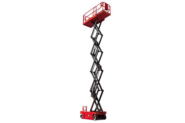 120 SE / 12米剪刀式電動高空作業車 5