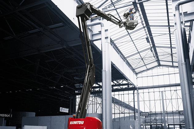 150 AETJ-C / 15米曲臂式電動高空作業車 9