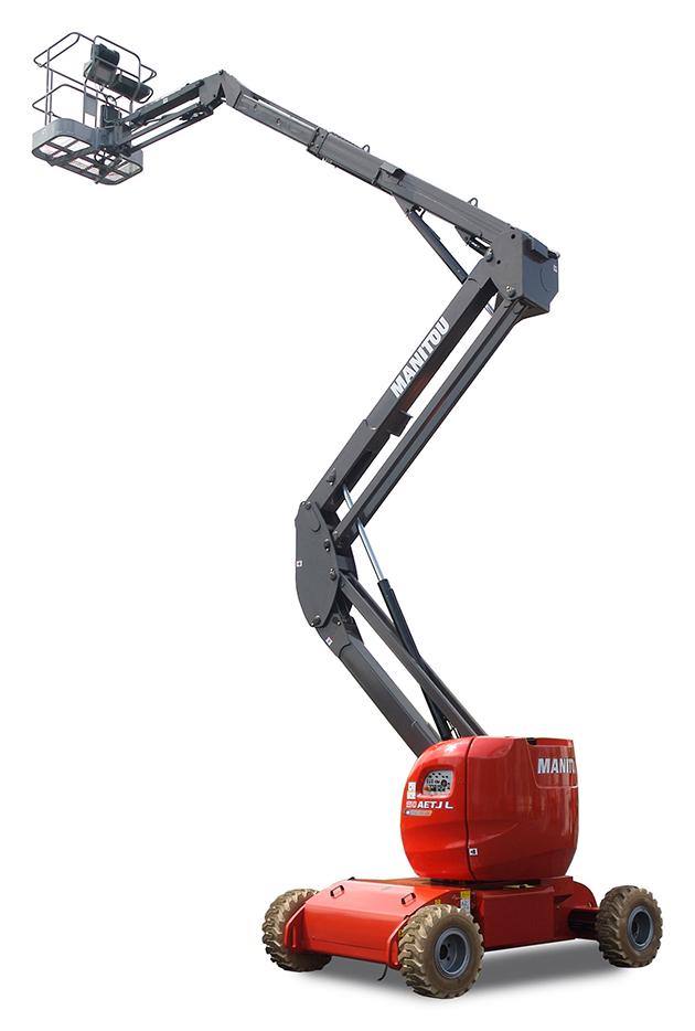 150 AETJ-L BI / 15米曲臂式雙能源高空作業車 2