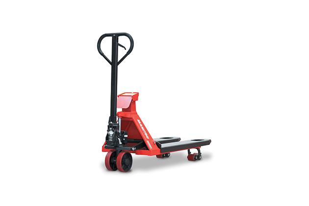 2.0噸 【秤重型】手拉式油壓拖板車(可選配印表機) 1