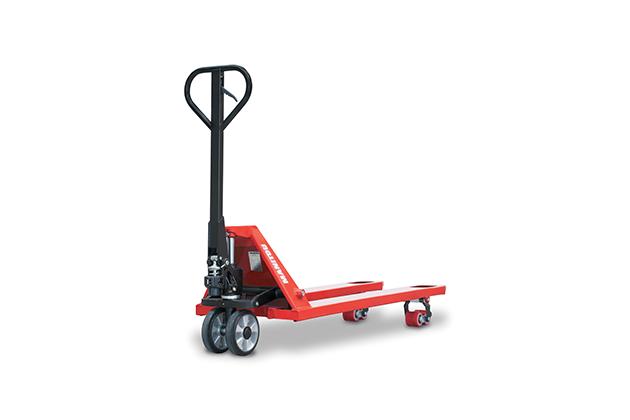 1.5噸 【長牙叉型】手拉式油壓拖板車 1