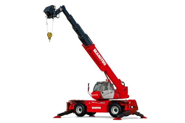 MRT-X 3255P+ / 5.5噸32米 旋轉型伸縮臂 1