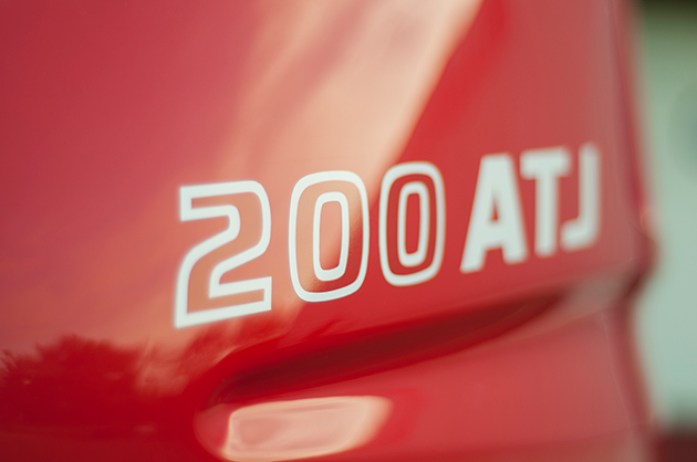 200 ATJ / 20米曲臂式引擎高空作業車 9