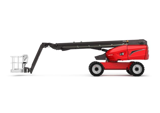 220TJ / 22米伸縮臂式引擎高空作業車 6