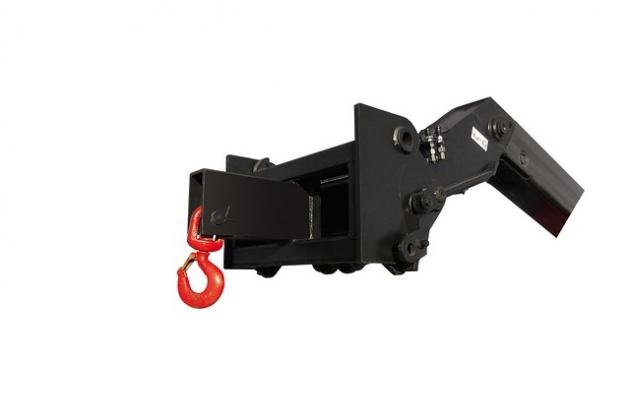 單吊鉤吊臂 1