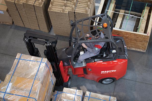 EMAⅡ 20HD-1 / 2.0噸窄巷式電動堆高機 4
