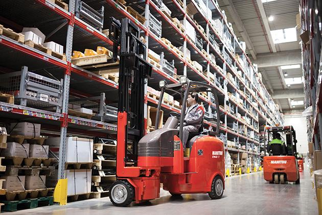 EMAⅡ 20HD-2 / 2.0噸窄巷式電動堆高機 5