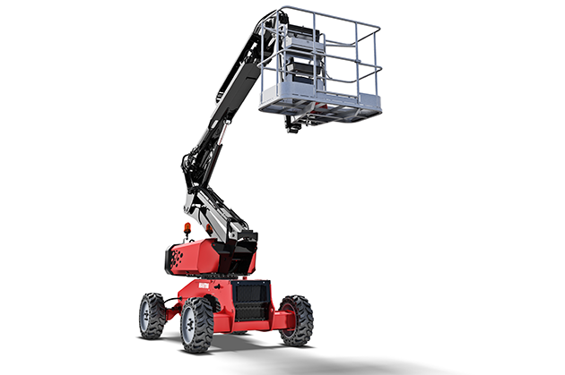 MAN'GO 12 / 12米曲臂式引擎高空作業車 1