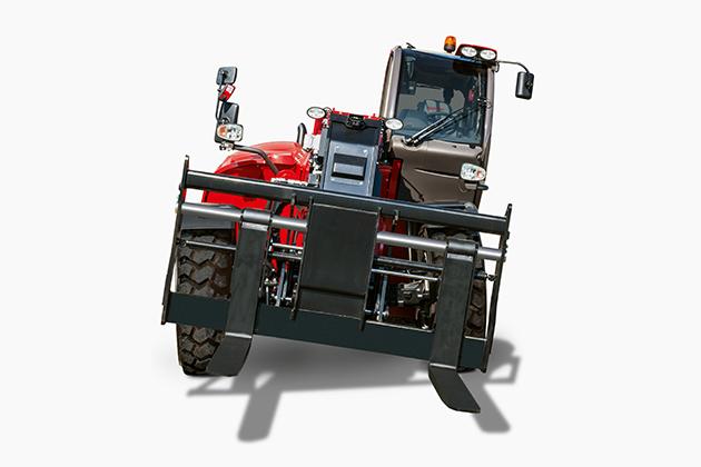 MHT-X 10130 / 13噸 10米 重載伸縮臂 7