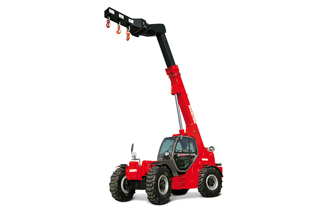 MHT-X 10180 / 18噸 10米 重載伸縮臂 6