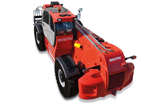 MHT-X 10230 / 23噸 10米 重載伸縮臂 6