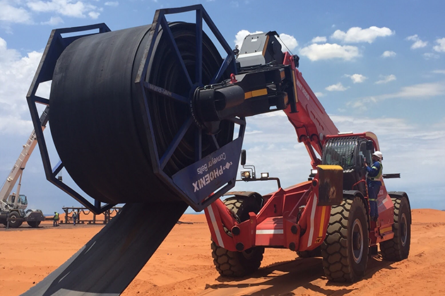 MHT-X 14350 / 35噸 14米 重載伸縮臂 12