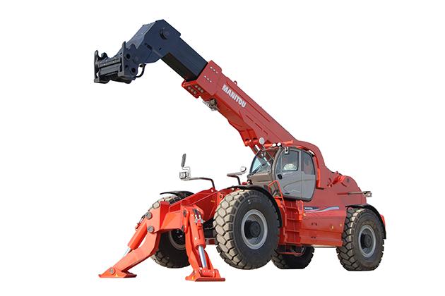 MHT-X 14350 / 35噸 14米 重載伸縮臂 1