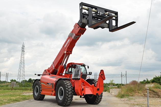 MHT-X 14350 / 35噸 14米 重載伸縮臂 2
