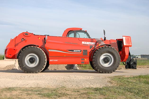 MHT-X 14350 / 35噸 14米 重載伸縮臂 5
