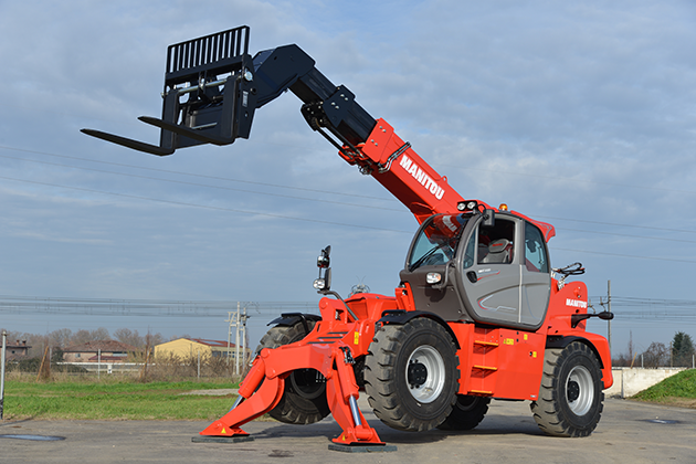 MHT-X 1490 / 9噸 14米 重載伸縮臂 1