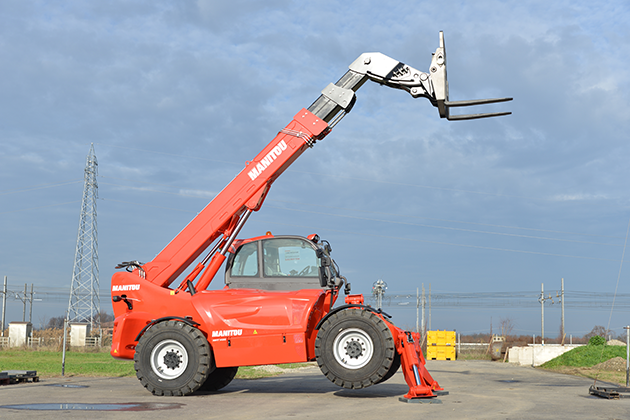 MHT-X 1490 / 9噸 14米 重載伸縮臂 2