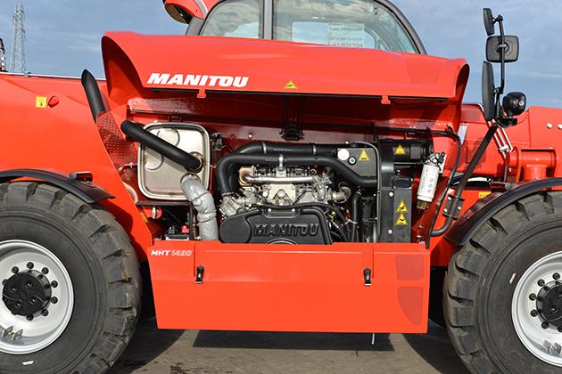 MHT-X 1490 / 9噸 14米 重載伸縮臂 4