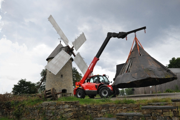 MHT-X 790 / 9噸 7米 重載伸縮臂 13