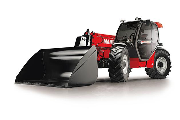 MLT-X 1035 / 3.5噸 10米 農用型伸縮臂 1