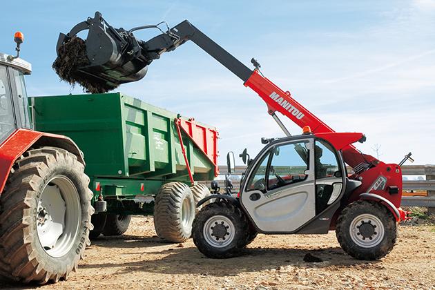MLT-X 625 / 2.5噸 6米 農用型伸縮臂 15