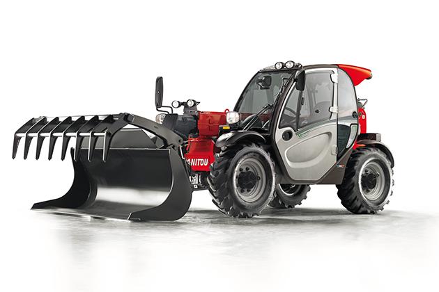 MLT-X 625 / 2.5噸 6米 農用型伸縮臂 3