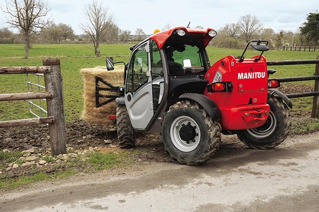 MLT-X 625 / 2.5噸 6米 農用型伸縮臂 6