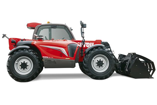 MLT-X 732 / 3.2噸 7米 農用型伸縮臂 2