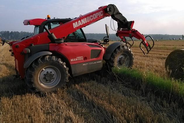 MLT-X 735 / 3.5噸 7米 農用型伸縮臂 10