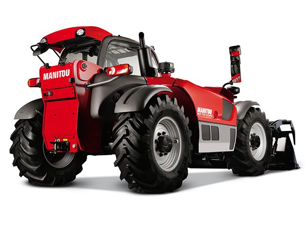 MLT-X 735 / 3.5噸 7米 農用型伸縮臂 2