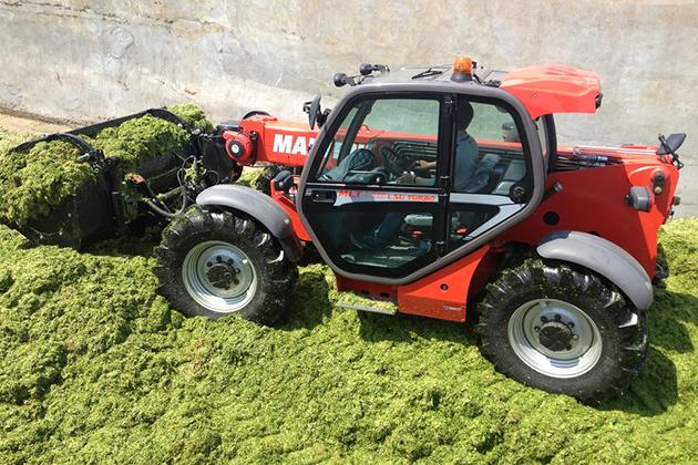 MLT-X 735 / 3.5噸 7米 農用型伸縮臂 4