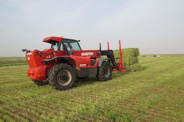 MLT-X 735 / 3.5噸 7米 農用型伸縮臂 5