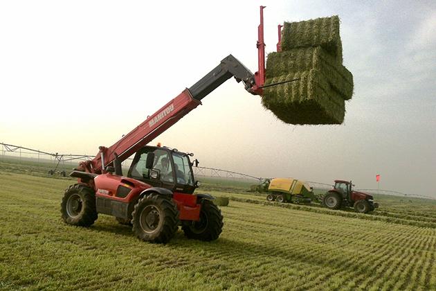 MLT-X 735 / 3.5噸 7米 農用型伸縮臂 6