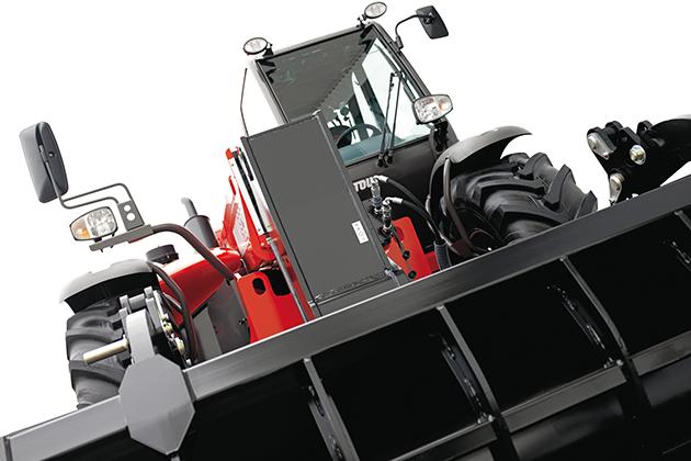 MLT-X 845 / 4.5噸 8米 農用型伸縮臂 4