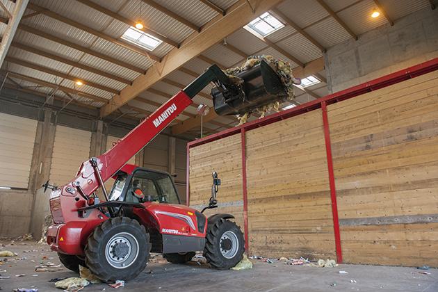 MLT-X 845 / 4.5噸 8米 農用型伸縮臂 5