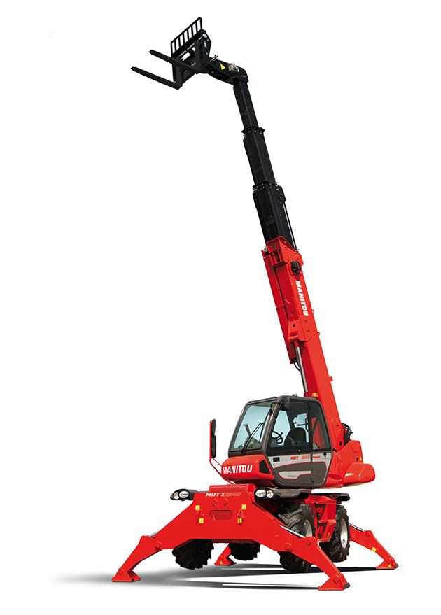 MRT-X 1840E / 4噸18米 旋轉型伸縮臂 14