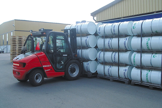 【3.5噸】半工業型柴油堆高機 2