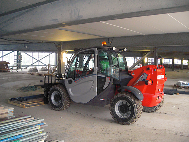 MT-X 625H / 2.5噸 6米 通用型伸縮臂 13