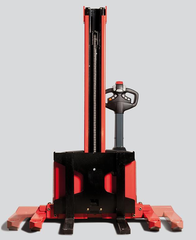 Stacky10 D28 LE / 1.0噸單柱自走式電動堆高機 10