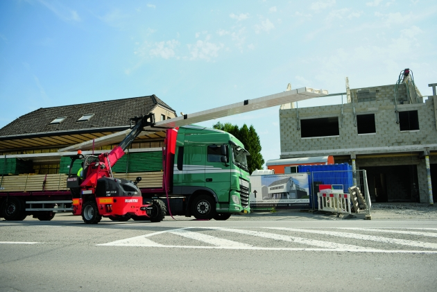 【TMT25S 4W】2.5噸車載式堆高機 7